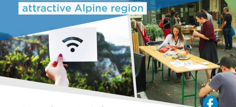Smart Villages - Key opportunities for a sustainable and attractive Alpine region!